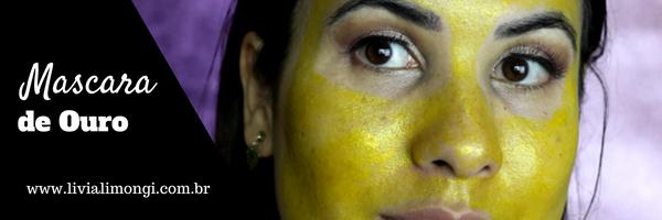 Mascara de Ouro Lívia Limongi