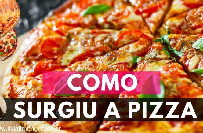 quem inventou a pizza