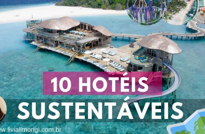 hotéis sustentáveis
